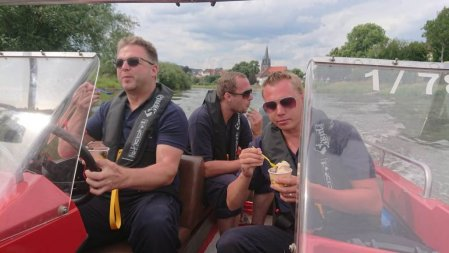 Bootführer-Ausbildung 2018